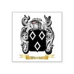Whittiker Square Sticker 3