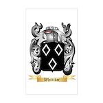 Whittiker Sticker (Rectangle)