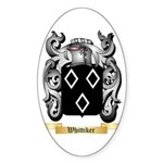 Whittiker Sticker (Oval 50 pk)