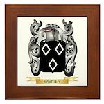 Whittiker Framed Tile