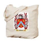 Whitte Tote Bag