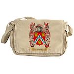Whitte Messenger Bag