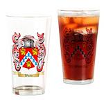 Whitte Drinking Glass