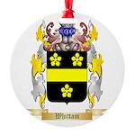 Whittam Round Ornament