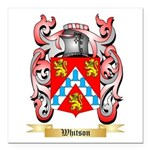 Whitson Square Car Magnet 3