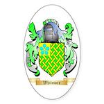 Whitmore Sticker (Oval 10 pk)