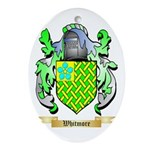 Whitmore Oval Ornament