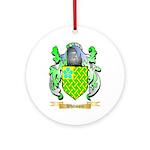 Whitmore Round Ornament