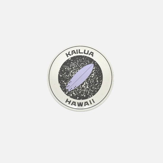 Hawaii - Kailua Mini Button