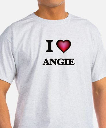I Love Angie T-Shirt