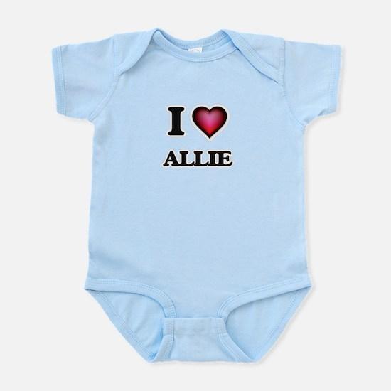 I Love Allie Body Suit