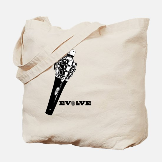 Cute Socially conscious Tote Bag