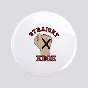 Straight Edge Button