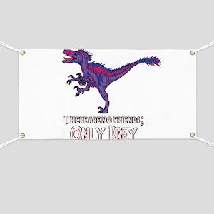 Bilociraptor - There Are No Friends ONLY PREY Bann