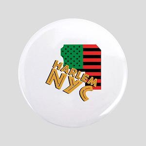Harlem NYC Button