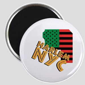 Harlem NYC Magnets