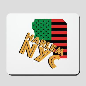 Harlem NYC Mousepad