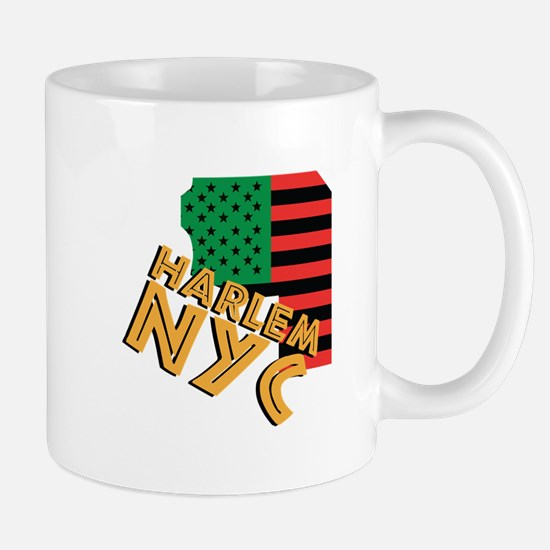 Harlem NYC Mugs