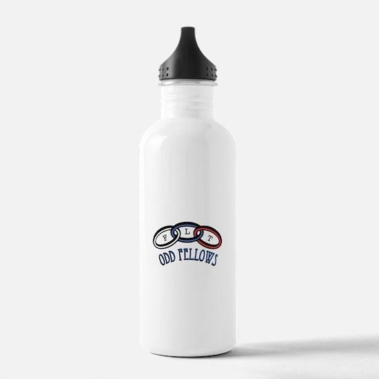 Odd Fellows Water Bottle