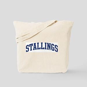 STALLINGS design (blue) Tote Bag
