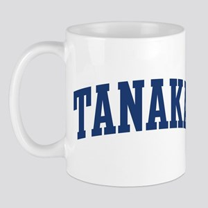 TANAKA design (blue) Mug