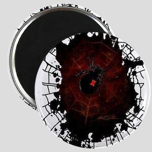 Black Widow Magnets