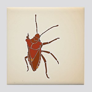 Big Stink Bug Tile Coaster