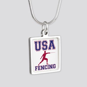 USA Fencing Necklaces