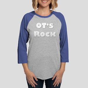 OT's Rock Long Sleeve T-Shirt