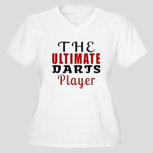 The Ultimate Dart Women's Plus Size V-Neck T-Shirt