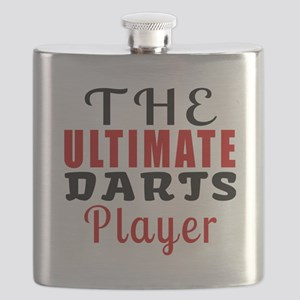 The Ultimate Darts Player Flask