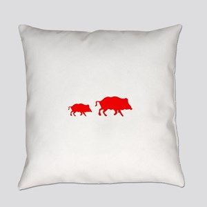 Pigs Everyday Pillow