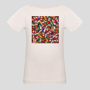 European Soccer Nations Flags T-Shirt