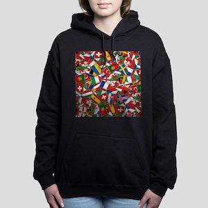 European Soccer Nations Women's Hooded Sweatshirt