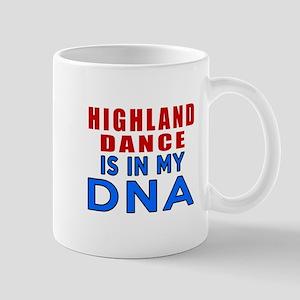 Highland Dance Is In My DNA Mug