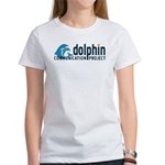 Dolphin Communication Project Women's T-Shirt