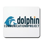 Dolphin Communication Project Mousepad