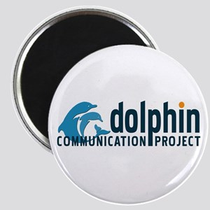 Dolphin Communication Project Magnet