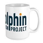 Dolphin Communication Project Large Mug