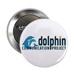 "Dolphin Communication Project 2.25"" Button (10 pac"