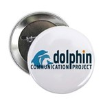 "Dolphin Communication Project 2.25"" Button (100 pa"
