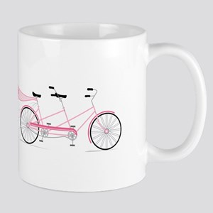 Thank You Bike Mugs