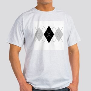 Argyle Grey Triple Light T-Shirt