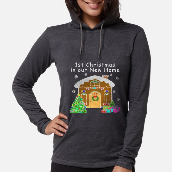 First Home 2011White Long Sleeve T-Shirt