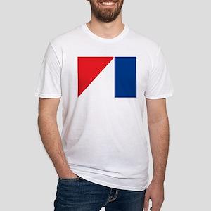 AMC Flag Logo Fitted T-Shirt