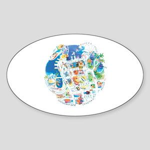 Sydney Oval Sticker
