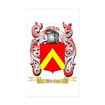 Whitley Sticker (Rectangle 10 pk)