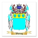 Whiting Square Car Magnet 3