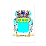 Whiting Sticker (Rectangle 10 pk)