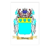 Whiting Postcards (Package of 8)